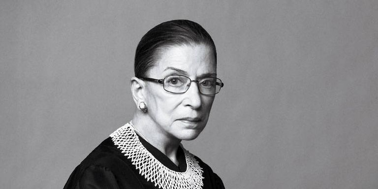 Ruth Bader Ginsburg An Octogenarian Goes Viral Moxie