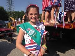 For Eva, 10, Girl Scouts allows her to have fun with her crafty side and create artistic projects. She loves doing ballet and plans to become a veterinarian one day.